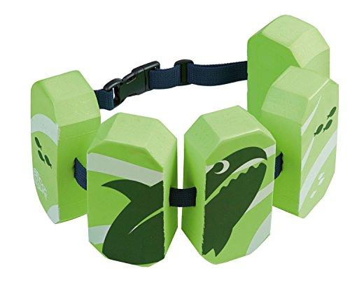 Beco 96071 8 - Schwimmgürtel Sealife, für 2 - 6 Jahre, 15 - 30 kg, grün