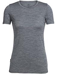 Icebreaker Damen Tech Lite Short Sleeve Crewe T-Shirt