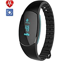 Fitness Orologio, Willful Fitness Activity Tracker Watch Pressione Sanguigna Cardiofrequenzimetro da Polso Impermeabile IP67 Nuoto Pedometro Braccialetto Bracciale Fitness Donna Uomo Smartband Cardio Smartwatch Bluetooth per iPhone Android Smartphone