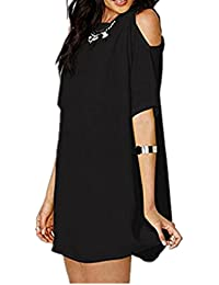 5e2d1072dc80 Amazon.it  Abbigliamento Donna Abiti Corti - Donna  Abbigliamento