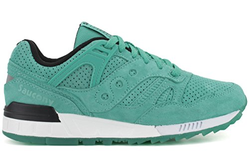 "Saucony Grid SD Premium ""Freeze Pops Pack"" Sneaker Light Green"