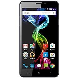 "Archos Platinum 55b SIM doble 16GB Negro - Smartphone (14 cm (5.5""), 1280 x 720 Pixeles, Plana, IPS, 16:9, Multi-touch)"