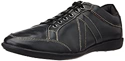 Provogue Mens Black Sneakers - 9 UK