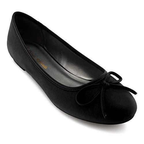 Bailarina Pull Negro con Lazo.43