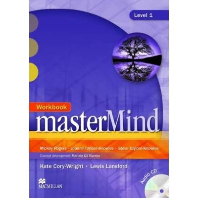 MasterMind Level 1: Workbook & CD (Mixed media product) - Common