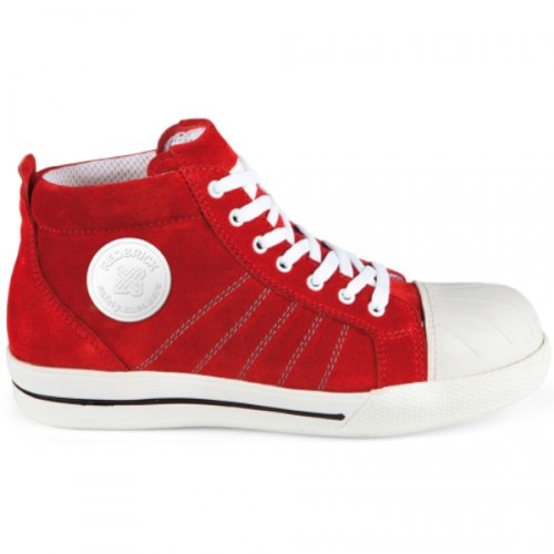 Sicherheitsschuhe 2work4 S1p 39 Red Rot Sneaker Redbrick 0HOdqwH