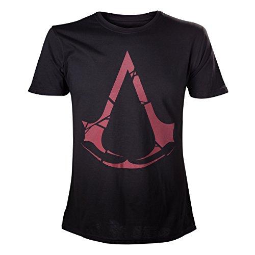 Assassin's Creed Rogue Maglietta Logo Taglia L Bioworld