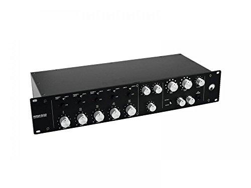 OMNITRONIC RRM 502 5 Rotary Kanal Mixer - Rotary Mixer
