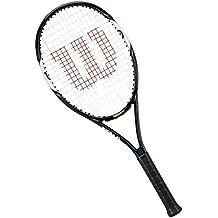 Wilson Surge Power 108 W/O - Raqueta de tenis, color azul marino / azul / blanco, talla 2