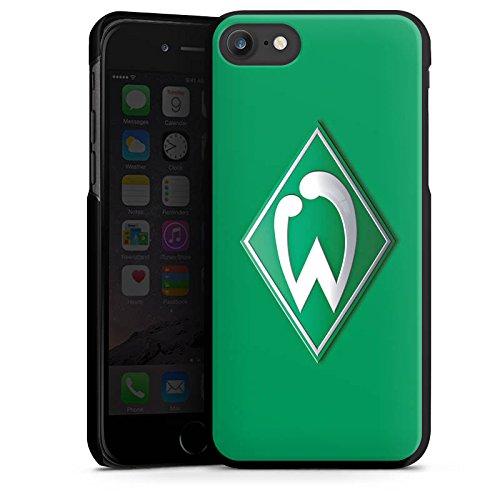 Apple iPhone 5 Hülle Case Handyhülle Werder Bremen Fanartikel Fussball Hard Case schwarz