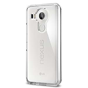 Spigen Nexus 5X Case Cover Ultra Hybrid Crystal Clear SGP11759