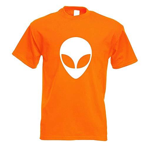 Alien T-Shirt Motiv Bedruckt Funshirt Design Print