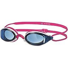 Zoggs - Gafas de natación Fusion Air para mujer, color rosa
