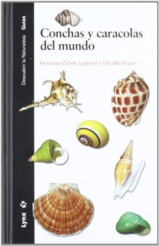 Conchas y Caracolas del Mundo (Descubrir la Naturaleza) por Giovanna Zobele Lipparini