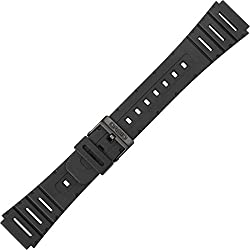 20 mm Original Casio watch strap for W W 720MV ca 53 W