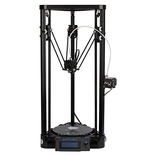 Anycubic Polea Versión unassembled Impresora 3D Delta Rostock Kossel Kit Con filamento