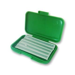 Orthodontic Wax ~ 1 Box of 5 Strips ~ Dental Brace Relief Wax