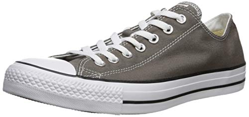 Converse Unisex-Erwachsene Chuck Taylor All Star-Ox Low-Top Sneakers, Grau (Charcoal), 36.5 EU Converse All Star Ox