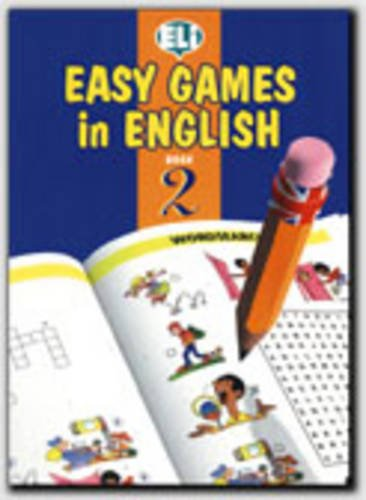Easy Games In English 2. Student's Book (Libri di attività) por Vv.Aa.