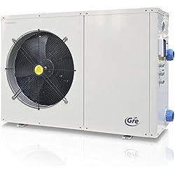 Gre bc21000Bomba de calor 5,8HP/CV para piscina hasta 50,000l