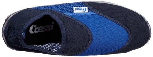 Cressi Unisex Badeschuhe / Surfschuhe / Wassersportschuhe Blau