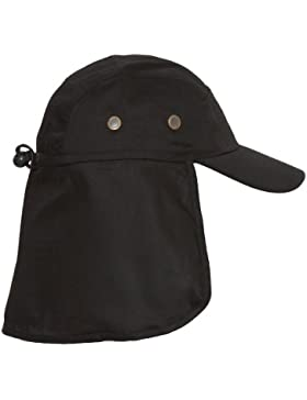 MCap solapa al aire libre sol proteger sombrero (elegir de diferentes colores)
