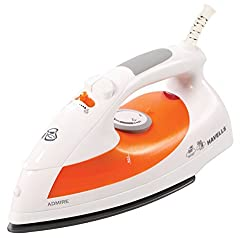 Havells Admire 1600-Watt Steam Iron (Orange)