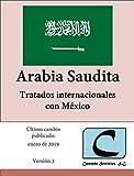 Arabia Saudita - Tratados Internacionales con México