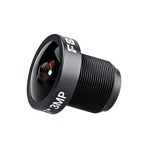 Foxeer FPV-Kamera Weitwinkel-Linse 2.5mm für 1/3 Inch Gewinde mit IR-Block - Passend für z.B. HS1177, HS1189, HS1190 - Foxagon