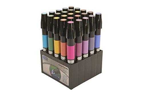 Preisvergleich Produktbild Chartpak SETA 25-Color Basic Marker Set