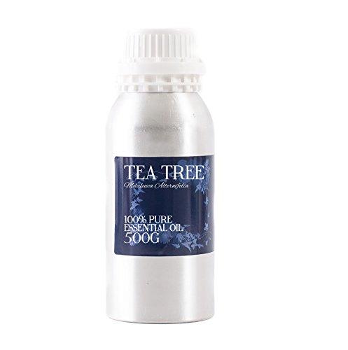 Mystic moments olio essenziale albero del tè, 500 g, 100% puri