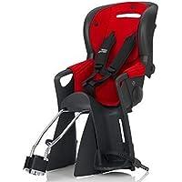 Britax Römer Jockey Comfort - Silla de seguridad para bicicleta, color azul / rojo