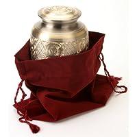 Urns UK bolsa de urna de terciopelo