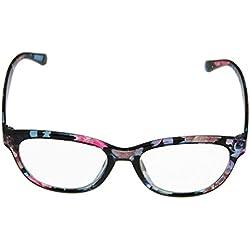 BAO CORE Unisex Retro Wayfare klare Linse Glaeser Unisex Classic Retro Nerd Brille Sonnenbrille Wayfarer Brille klare Linse 100% UV Schutz