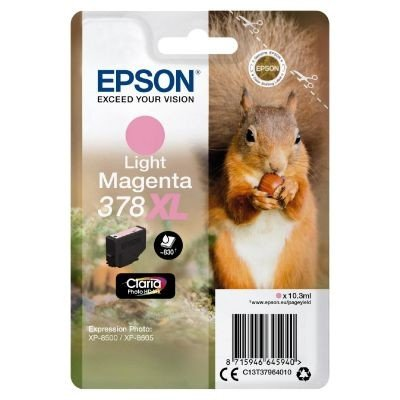 Preisvergleich Produktbild Epson C13T37964010 Original Tintenpatronen 1er Pack