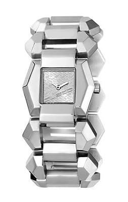 Custo Watches CU029201 - Reloj de Señora cuarzo metálico Acero de Custo Watches