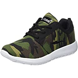 Softee Equipment Free, Zapatillas de Deporte Unisex Adulto, Varios Colores (Camufaje), 39 EU