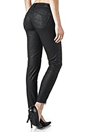 Salsa Wonder Push Up Capri Jeans In Nappa