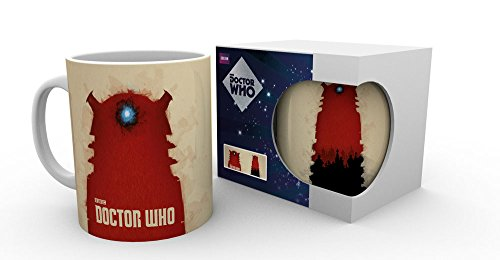 Plüsch-dalek (Doctor Who Tasse - Shadowfield Dalek (HEO Exclusive))