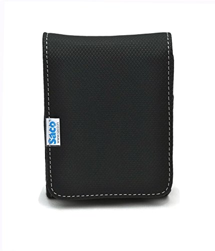 Saco Bag for hard disk case coverpouch for WD My Passport Ultra 2TB Portable External USB 3.0 Hard Drive Drive with Auto Backup  available at amazon for Rs.245