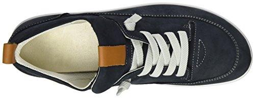 Ara 12-39879 - Scarpe Sportive da Donna Blu (blau, saddle)