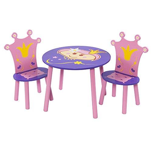 H3 Baby W186 - Set sedili per bambini Principessina