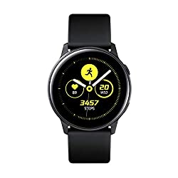 TELEFONÍA, SmartWatch, SmartWatch, Samsung Galaxy Watch Active Bt BlackEspecificacionesTamaño Pantalla1,10 ''TouchscreenSíCorrea DesmontableSíDuración de la batería84 hCapacidad bateria230 mAh