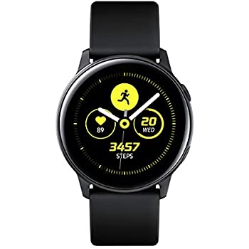 "Samsung Galaxy Watch Active – Smartwatch (1,1"",40mm, Tizen, 768 MB ..."