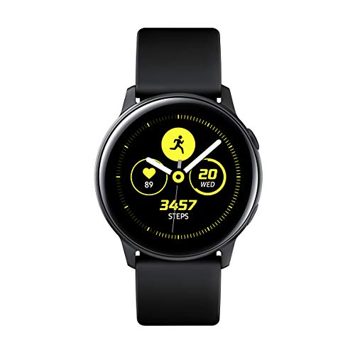 Samsung Galaxy Watch Active - Smartwatch (1,1',40mm, Tizen, 768 MB de RAM, Memoria Interna de 4 GB), Color verde - Versión Española