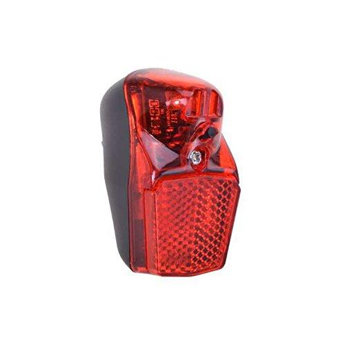 Batterie-Rücklicht Modern Line 1 LED für Schutzblech