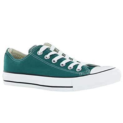 Converse CT OX Green Womens Trainers Size 4 UK