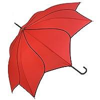 Red Swirl Umbrella