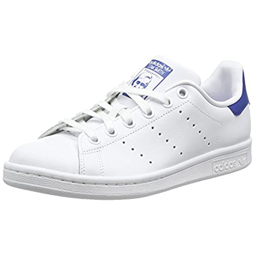 Originals Stan Smith, Unisex Adults Low-Top Sneakers, White (Running White FTW/Running White/Fairway), 7 UK (40 2/3 EU) adidas