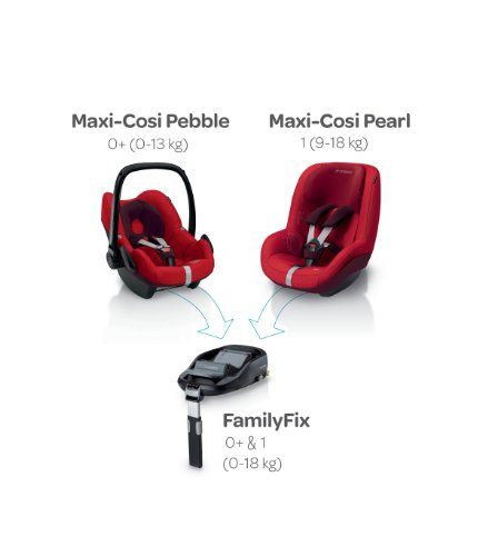 maxi cosi familyfix isofix base f r babyschale pebble und. Black Bedroom Furniture Sets. Home Design Ideas